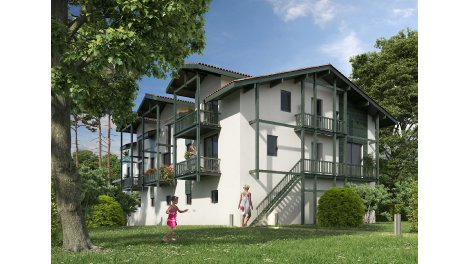 Appartement neuf Hossegor Lac éco-habitat à Hossegor