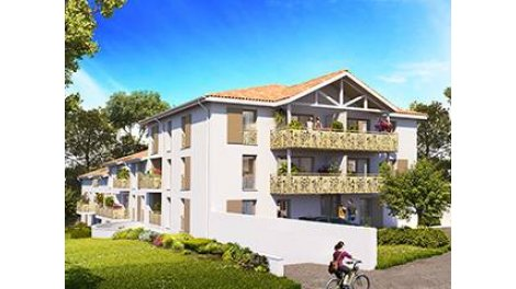 Appartement neuf Ondres éco-habitat à Ondres