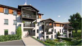 Appartements neufs Saint Martin de Seignanx éco-habitat à Saint-Martin-de-Seignanx