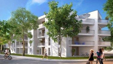Appartement neuf Résidence St Vincent de Tyrosse à Saint-Vincent-de-Tyrosse