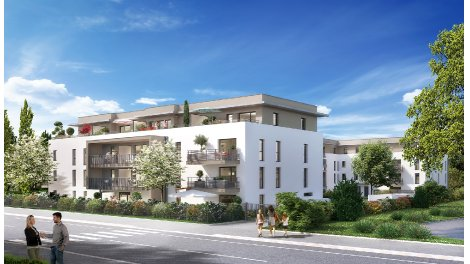immobilier neuf à Montpellier