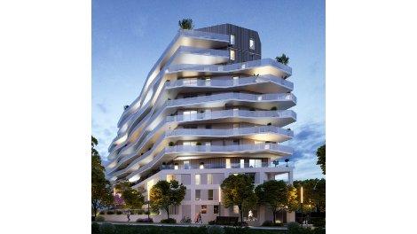 Appartement neuf Eleven éco-habitat à Montpellier
