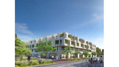 Appartement neuf Modern'Art éco-habitat à Montpellier