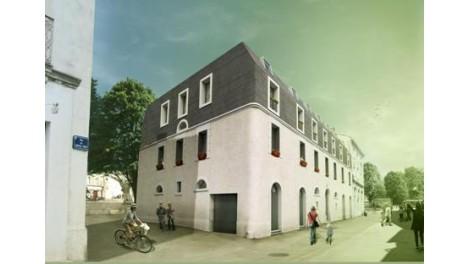 Appartement neuf Montpellier Centre Historique éco-habitat à Montpellier
