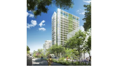 Appartement neuf Pleiade éco-habitat à Nice