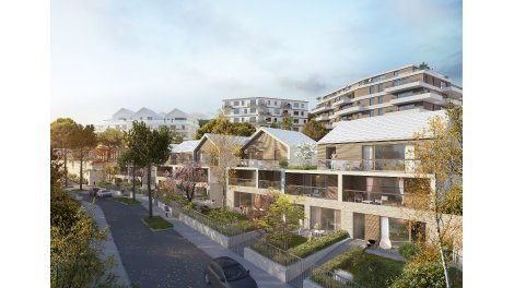 Appartements et maisons neuves Eclipse éco-habitat à Avon