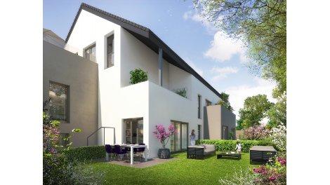 logement neuf à Dijon