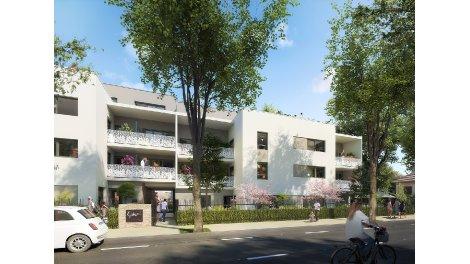 Appartement neuf Gokan à Dijon