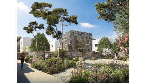 Maisons neuves Iliade éco-habitat à Jacou