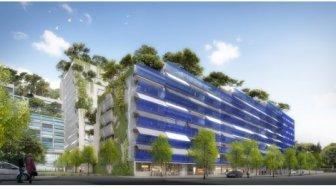 Appartements neufs Nouvelle Nature éco-habitat à Marseille 4ème