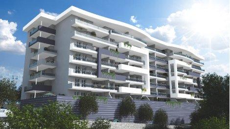 Appartement neuf Le Carre Bodiccione investissement loi Pinel à Ajaccio