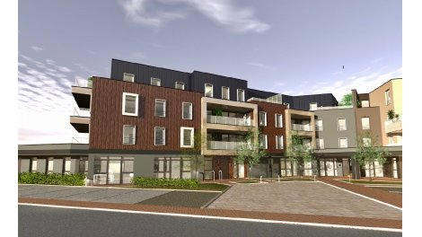 R sidence porte de wissembourg investissement for Loi achat immobilier neuf
