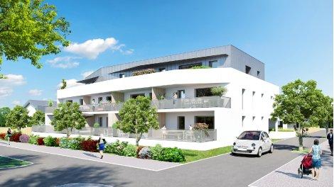 logement neuf à Mundolsheim