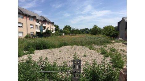 Les villas du parc strasbourg programme immobilier neuf for Immobilier strasbourg neuf