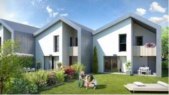 """Maisons neuves Résidences """"signature"""" à Mundolsheim éco-habitat à Mundolsheim"""