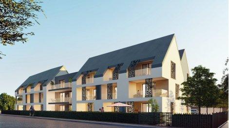 """Appartement neuf Résidence """"le Lichtenberg"""" éco-habitat à Oberhoffen-sur-Moder"""