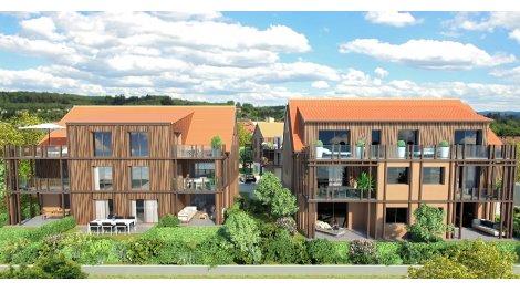 Appartements neufs Résidence des Remparts à Obernai investissement loi Pinel à Obernai