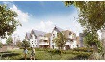"""Appartements neufs Résidence """"les Villas d"""" éco-habitat à Schiltigheim"""