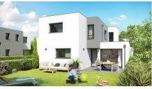 """Maisons neuves """"les Villas du Parc"""" investissement loi Pinel à Strasbourg"""