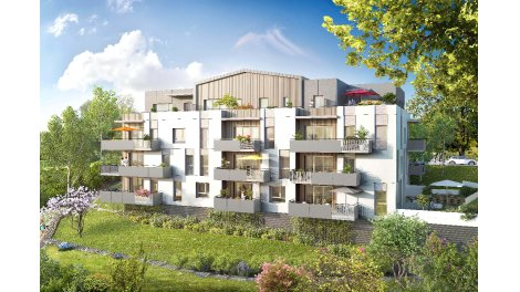 Appartement neuf Akane investissement loi Pinel à Jacob-Bellecombette