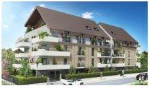 Appartements neufs Bacarra éco-habitat à Annecy