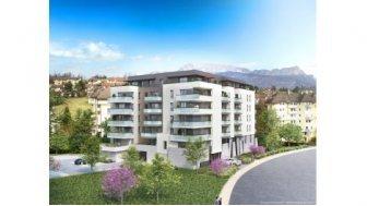 Appartements neufs Athome éco-habitat à Annecy