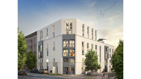 Appartement neuf Melyane investissement loi Pinel à Annemasse