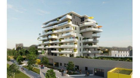 Appartement neuf Sora investissement loi Pinel à Chambéry