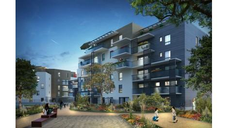 Appartement neuf Les Loges investissement loi Pinel à Ferney-Voltaire