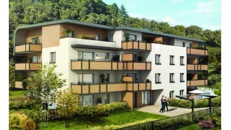 Appartement neuf L'Albane investissement loi Pinel à Saint-Alban-Leysse