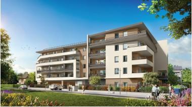 Appartement neuf Terreo investissement loi Pinel à Thonon-les-Bains