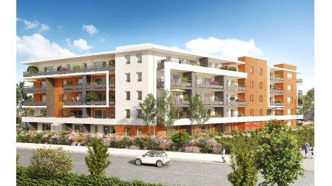 Appartement neuf Artistik investissement loi Pinel à Thonon-les-Bains