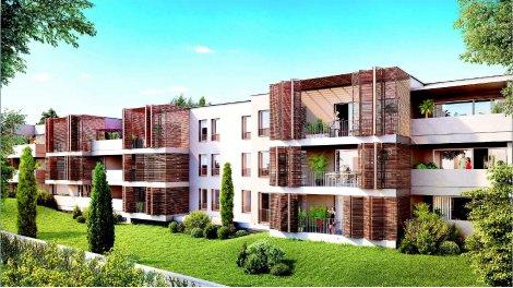eco habitat neuf à Candillargues
