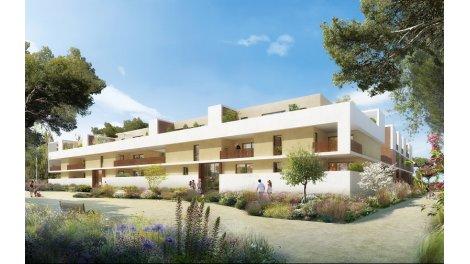 Appartement neuf Flora éco-habitat à Fabrègues