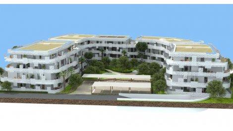 Appartement neuf Le Mas de l'Oppidum éco-habitat à Lattes