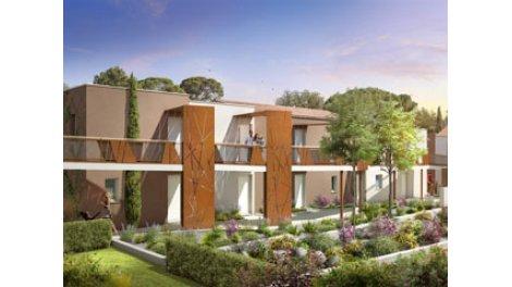 Appartement neuf Jazz Terra éco-habitat à Montpellier