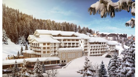 investissement immobilier à Courchevel