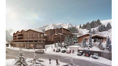 Appartement neuf Le Hameau - les 2 Alpes à Les Deux Alpes