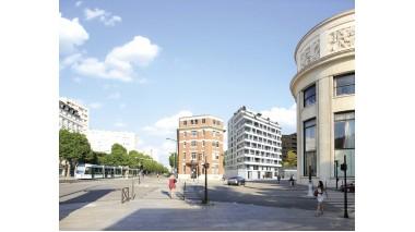 Appartement neuf Nova Vista investissement loi Pinel à Paris 15ème