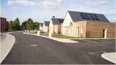 immobilier ecologique à Saint-Cyr-en-Val
