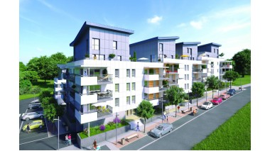 Appartement neuf O'Cyane à Saint-Julien-en-Genevois