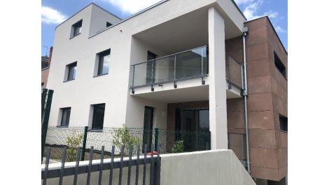 Appartement neuf Villa Bosca investissement loi Pinel à Strasbourg