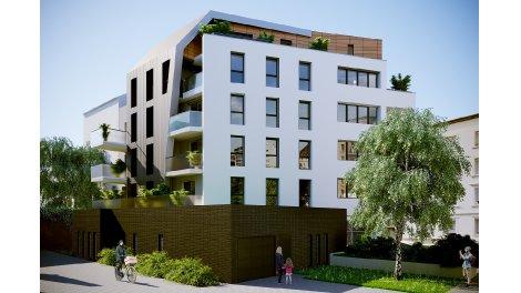 Appartement neuf Sainte Odile investissement loi Pinel à Strasbourg