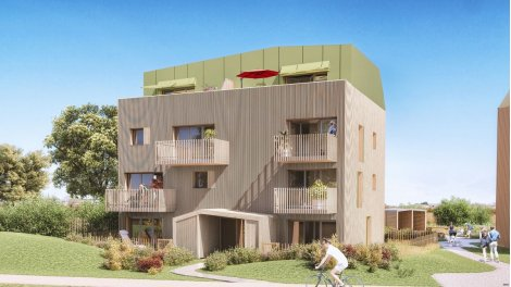 immobilier neuf à Orvault