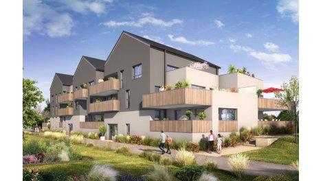 Appartement neuf Amasia Tranche 2 à Bruz