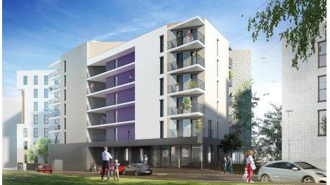 Appartement neuf Les Equinoxes à Brest