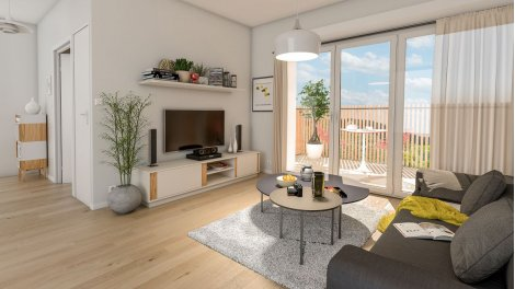 appartement neuf à Orvault