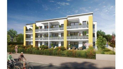 Appartement neuf Soléna investissement loi Pinel à Mordelles