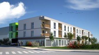 Appartements neufs Le Carré Vert à Chavagne