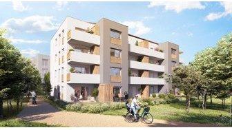 Appartements et maisons neuves Ecrin de Manon investissement loi Pinel à Bouguenais